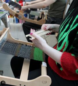 Yhteisö- ja tekstiilitaideprojekti, NMKY Tampere